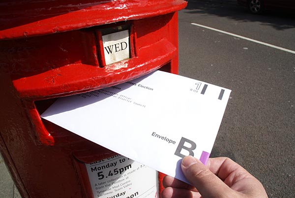 SCRAPPING POSTAL VOTING ON DEMAND IS A BAD IDEA