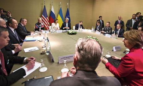 The Geneva Agreement on Ukraine is falling apart already