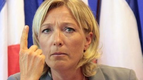 The Farage-Le Pen spat is a great example of the fundamental weakness of the far right