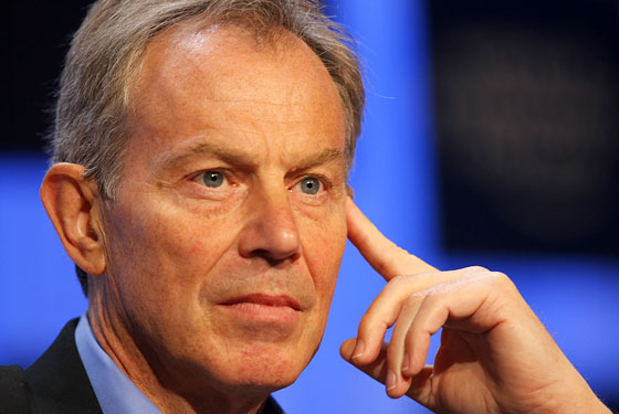 Tony Blair is completely wrong about Russia