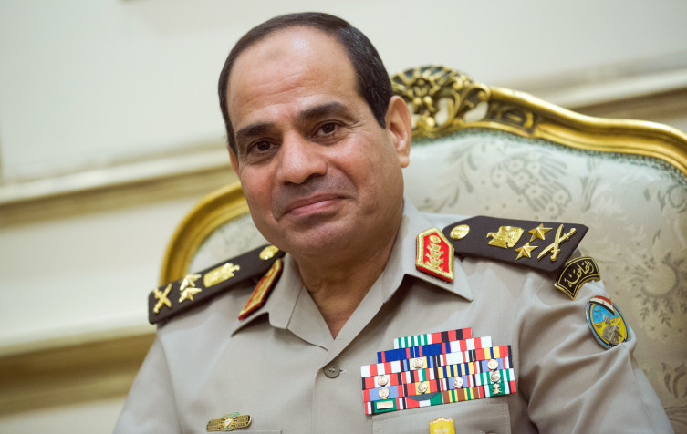 Image result for fattah el sisi