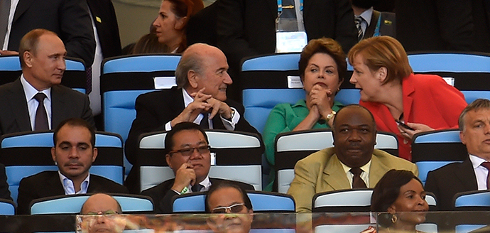World Cup Review 9: Putin, Blatter and The End