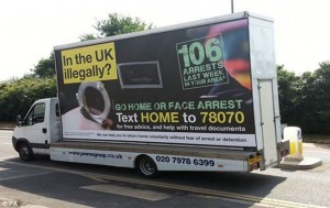 Immigration vans - better res
