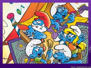 78259-wallpaper-smurfs-band-cartoon-wallpaper